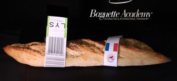 The baguette, a product which crosses borders