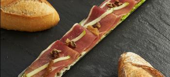 Un nuevo concepto de sandwichería