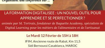 Baguette Academy au Maroc