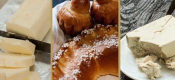 Tout sur la Brioche et ses ingrédients : Brioche, Levure, Farine, Beurre, Margarine