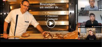 Live Facebook : Devenir Boulanger