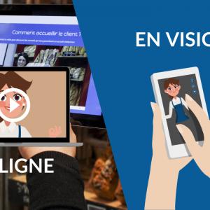 Formation techniques de vente : format Live en linge et en visio